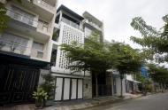 Bán nhà đường nhựa nội bộ rộng 8m, số 345 Trần Hưng Đạo, quận 1, DT 12m x 15m, GPXD: Hầm 7 lầu