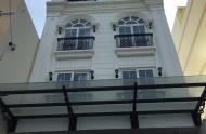Bán nhà mặt tiền 5x20m, 5 lầu, Hai Bà Trưng, Nguyễn Văn Thủ, Q1. Giá 46 tỷ, LH 0914468593