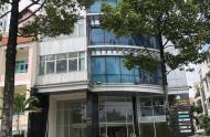 Cho thuê lửng DT 56m2 địa chỉ 1B Nguyễn Văn Thủ, P. Đa Kao, Q1, giá 525 nghìn/m2/th