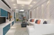 Bán nhà MT Võ Văn Kiệt - Đề Thám. DT 8,5x24m, đã có GPXD 10 tầng, giá 53 tỷ, Vy 0901331689