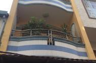 Bán nhà mặt tiền Quận 1, ngay Võ Thị Sáu, 4x11m, 2 lầu mới 100%, giá chốt 13.8 tỷ