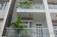 Nhà mới thị trường đường Phạm Viết Chánh, P. Nguyễn Cư Trinh, Quận 1, 11,5x9,6m, giá: 16,5 tỷ