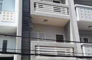 Nhà mới thị trường đường Trần Nhật Duật, P. Tân Định, Quận 1, 4,35x18,5m, giá 12 tỷ
