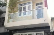 Bán nhà hẻm 8m Nguyễn Cảnh Chân, quận 1, DT: 4x13.5m (NH 9m), nhà 2 lầu vào ở liền, giá 11 tỷ
