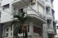 Bán nhà góc 2MT Cô Giang - Đề Thám, Quận 1, DT: 4x14m, 5 tầng, giá 24 tỷ