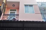 Nhà MT đường Nguyễn Văn Nguyễn, P. Tân Định, Q1, 3,6x13m, 1 trệt 2 lầu