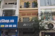 Bán nhà góc mặt tiền Trần Đình Xu - Nguyễn Cư Trinh, P. Nguyễn Cư Trinh, Q1. DT 4x18m, 1 trệt 3L