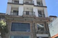 Bán tòa nhà MT Mạc Đĩnh Chi, Quận 1, DT: 9x20m, hầm 7 lầu, ngân hàng thuê 320tr/th, giá 85 tỷ