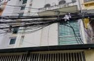Nhà cần bán MT  đường Trần Khắc Chân P. Tân Định Quận 1. Giá chỉ 8 tỷ TL