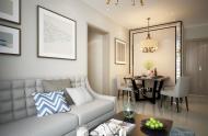 Cần cho thuê căn 1 phòng ngủ Vinhomes Ba Son quận 1 full nội thất, view trực diện sông, Landmark 81 giá tốt