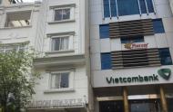 Bán gấp khách sạn đường Nguyễn Trãi, P. Bến Thành, quận 1. Hầm, 8 tầng, DT 8.02x15m, giá 66 tỷ TL