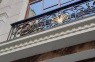 Bán căn nhà mới đẹp(kiến trúc Châu Âu) MT Võ Thị Sáu, Q1, đoạn 2 chiều