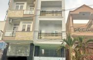 Bán khách sạn đường Nguyễn Trãi, phường Bến Thành, quận 1, 4.3x 14m, 5 lầu, 10 phòng. 16,5 tỷ TL