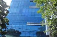 Cho thuê nhà MT Lê Thị Hồng Gấm, Q. 1, DT: 4.5x23.5m, 1 hầm, 9 tầng, thang máy
