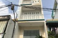 Bán nhà mặt tiền Nguyễn Cảnh Chân, Quận 1, DT: 3x10m, KC trệt 4 lầu ST giá 15 tỷ, 0935469960