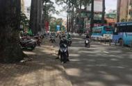 Cho thuê nhà MT Nguyễn Thị Minh Khai, Q.1, DT: 4.5x20m, trệt. Giá: 83tr/th