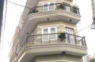 Cho thuê nhà 300 Cống Quỳnh, Q1, 5.5x21m, 1 trệt 3 lầu