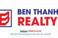 Bán nhà MT Nguyễn Thị Minh Khai Q1 (DT: 12.5x20.5m, hầm + 6 lầu, giá 135 tỷ)