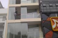 Bán nhà MT góc Nguyễn Cư Trinh, Nguyễn Trãi, 280m2, hầm, 6 lầu, giá chỉ: 169 tỷ