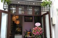 Cho thuê nhà nguyên căn Trần Hưng Đạo, quận 1