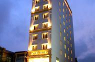 Khách sạn Nguyễn Du, Bến Thành 8mx22m 8 lầu. 33 phòng giá 60 tỷ, Hà Tâm 0943539439