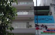 Cho thuê nhà mặt tiền Đinh Công Tráng, Phường Tân Định, Quận 1, DT = 144m2, 6 lầu, giá 110 triệu/th