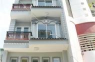 Bán gấp nhà mặt tiền đường Lê Thị Hồng Gấm, Quận 1. DT: 4,25x18m, trệt 4 lầu (HĐ 105 triệu/th)