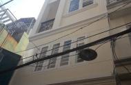 Nhà mới đẹp, đường ôtô, đúc 5 tầng Trần Khắc Chân, Q.1, 8 tỷ. Thương lượng.