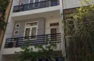 Cho thuê nhà góc 2MT Thạch Thị Thanh, Q1, 4.2x17m, 1 trệt 3 lầu, cách chợ Tân Định chỉ vài bước chân, giá thuê chỉ 50tr/tháng
