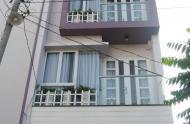 Chính chủ cần bán nhà HXH Trần Hưng Đạo Q1 12x22, hẻm thông Trần Đình Xu, giá 60 tỷ