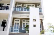 Cho thuê nhà 2MT Trần Hưng Đạo-Cao Ba Nhạ 4x23m nở hậu, trệt 5 lầu thang máy, giá 120tr/tháng