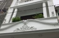 Bán gấp nhà mặt tiền đường Ký Con - Lê Thị Hồng Gấm, Quận 1. DT 4,1x22m, giá 22 tỷ