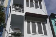 Bán nhà 4 tầng HXH 5m quay đầu Nguyễn Trãi P.Nguyễn Cư Trinh Q1 4x12m 8.5 tỷ TL