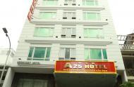 Bán Khách Sạn MT Nguyễn Trãi Q1, 4x21, 1 hầm 7 lầu, thang máy, 18 phòng giá chỉ 72 tỷ