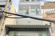 Chính chủ cho thuê nguyên căn nhà Nguyễn Trãi, Bến Thành, Quận 1. DT 4.1x20m, giá 135tr/tháng