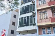 Ngân hàng xiết nợ cần bán gấp nhà MT Nguyễn Trãi, Bến Thành, Q1, 7.5x20, 1 hầm 10 lầu, giá chỉ 120 tỷ