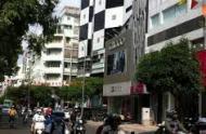 Cho thuê căn góc 2 mặt tiền Trần Quang Khải, Quận 1. DT: 4,1x20m, hầm, 7 lầu, thang máy giá
