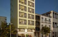 Bán gấp khách sạn mặt tiền Bùi Viện - Đề Thám 8 x 20m, hầm + 9 tầng, giá chỉ 199 tỷ