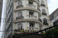 KS MT đường Nguyễn Trãi, P. Bến Thành, Q. 1, DT: 4.5x30m, NH: 10m, 1H + 7L, 20 phòng. Giá 55 tỷ