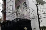 Kẹt tiền bán gấp nhà MT Bàn Cờ, cách chợ Bàn Cờ vài bước chân, 3.6x10m, 1 trệt 3 lầu, cho thuê 35tr/th, giá 11.5 tỷ