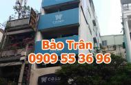 Bán gấp tòa nhà mặt phố Trần Hưng Đạo, ngay đoạn khu phố Tây, Q1