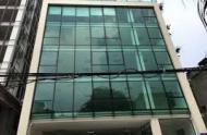 Cho thuê tòa nhà góc 2 MT Hàm Nghi, P. Nguyễn Thái Bình, Q. 1, 1 trệt 4 lầu