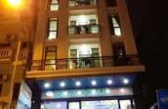 Cho thuê khách sạn MT đường Cống Quỳnh, Phạm Ngũ Lão, Q. 1, 4.5x24m, 6 tầng, thang máy 36 phòng