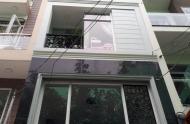 Bán nhà 2 mặt tiền Ký Con, Lê Thị Hồng Gấm, DT: 8x10m, xây 4 lầu, giá 59 tỷ