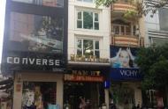 Bán nhà mặt tiền đường Nguyễn Trãi, phường Bến Thành, quận 1, giá 78 tỷ