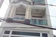 Cho thuê nhà 118 Lê Lai, quận 1, 6x20m 1 trệt 3 lầu