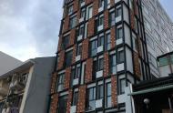 Cho thuê gấp tòa nhà Lê Thị Riêng, Bến Thành, quận 1, 7x20m, kết cấu 1 hầm 1 trệt, 8 lầu