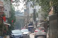 Bán nhà rẻ cho vợ chồng trẻ 30m2x 4 tầng moning đỗ cửa, ngõ 3 ô tô tránh có 15m gần Quang Trung Hà