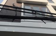 Bán nhà 3 tầng Huỳnh Ngọc Đủ Hòa Xuân