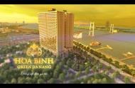 Hòa Bình Green Đà Nẵng – condontel đẳng cấp dát vàng 24K/Chỉ từ 1,1 tỷ - Cam kết lợi nhuận 12%/năm
